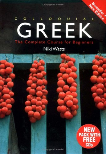 9780415325134: Colloquial Greek (Colloquial Series)