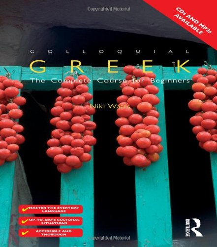 9780415325141: Colloquial Greek (Colloquial Series)