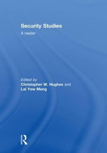 9780415326001: Security Studies: A Reader