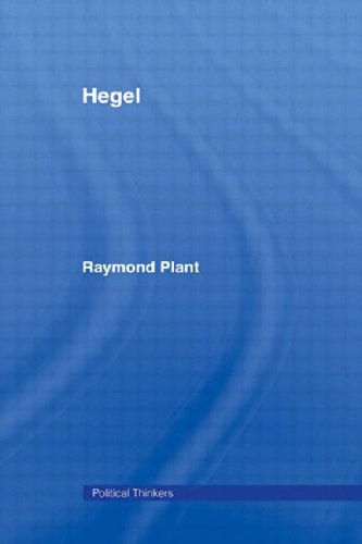 9780415326834: Hegel: 1 (Political Thinkers (Routledge))