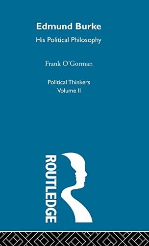 9780415326841: Edmund Burke (Political Thinkers)