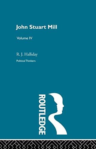 9780415326865: John Stuart Mill (Political Thinkers) (Volume 9)