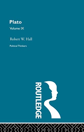 9780415326919: Plato (Political Thinkers (Routledge))