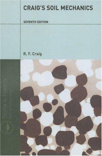 9780415327022: Craig's Soil Mechanics, Seventh Edition