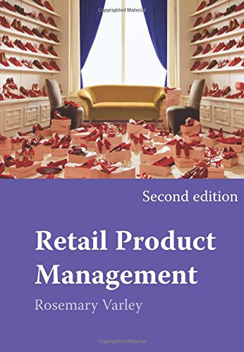 9780415327152: Retail Product Management: Buying and Merchandising