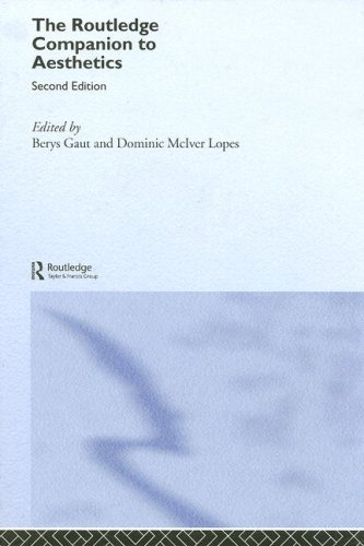 The Routledge Companion To Aesthetics: Gaut, Berys; Lopes Dominic McIver (eds)
