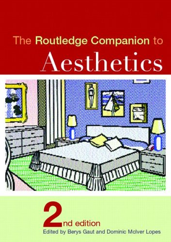 9780415327985: The Routledge Companion to Aesthetics (Routledge Philosophy Companions)