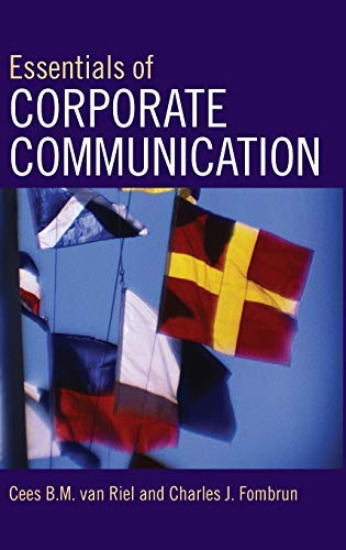 9780415328258: Essentials of Corporate Communication: Essential Practices for Effective Reputation Management