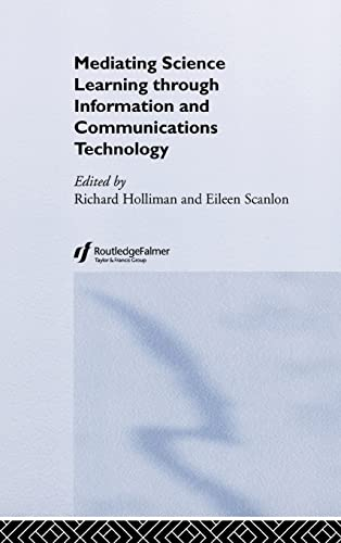 9780415328326: Mediating Science Learning through Information and Communications Technology