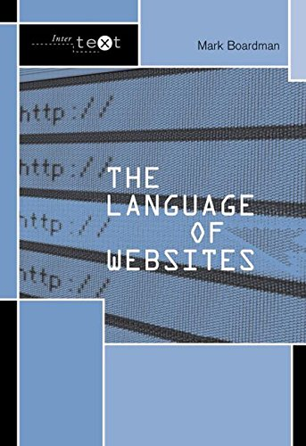 9780415328531: The Language of Websites (Intertext)