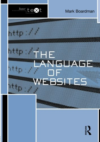 9780415328548: The Language of Websites (Intertext)