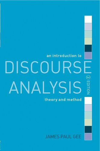 9780415328609: An Introduction to Discourse Analysis: Theory and Method