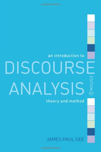 9780415328616: An Introduction to Discourse Analysis: Theory and Method