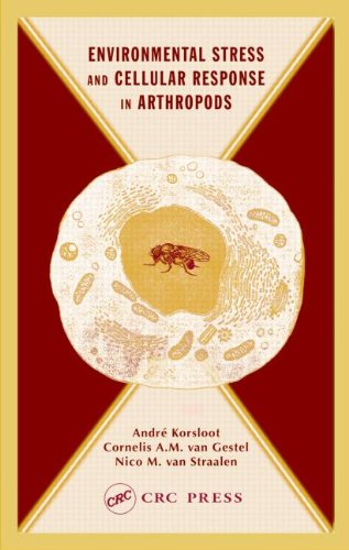 9780415328869: Environmental Stress and Cellular Response in Arthropods