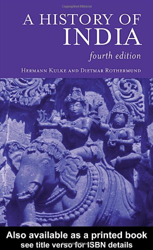 9780415329200: A History of India
