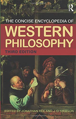 9780415329248: The Concise Encyclopedia of Western Philosophy