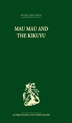 9780415329934: Mau Mau and the Kikuyu