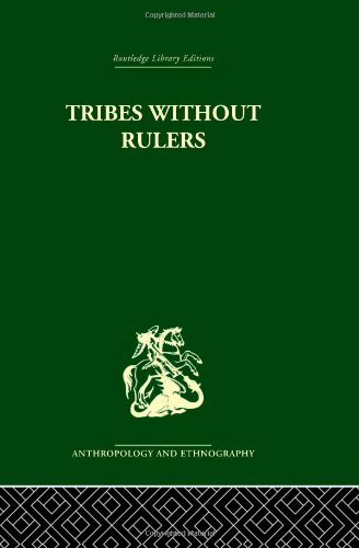 Tribes Without Rulers: Studies in African Segmentary: Middleton, John (Author)/