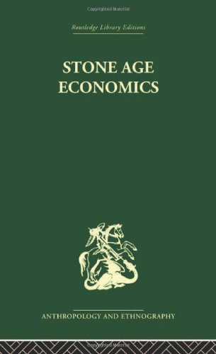 9780415330077: Stone Age Economics: Volume 75 (Routledge Library Editions: Anthropology & Ethnography)