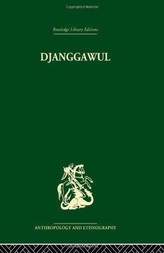 9780415330220: Djanggawul: An Aboriginal Religious Cult of North-Eastern Arnhem Land