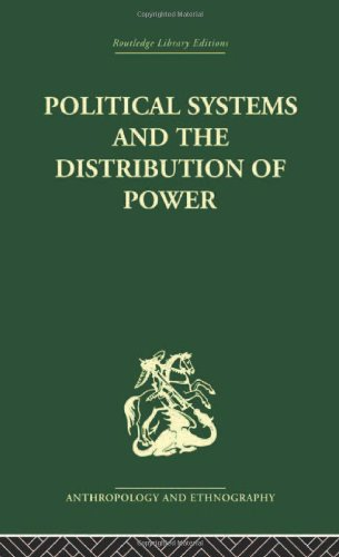 9780415330596: Political Systems and the Distribution of Power