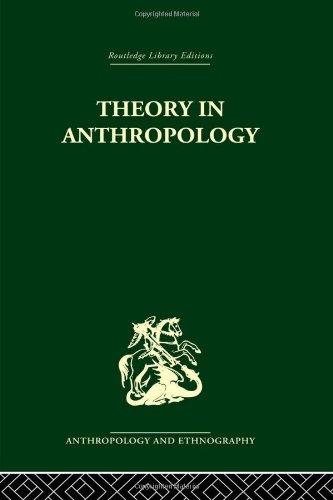 9780415330657: Theory In Anthropol Liban V86