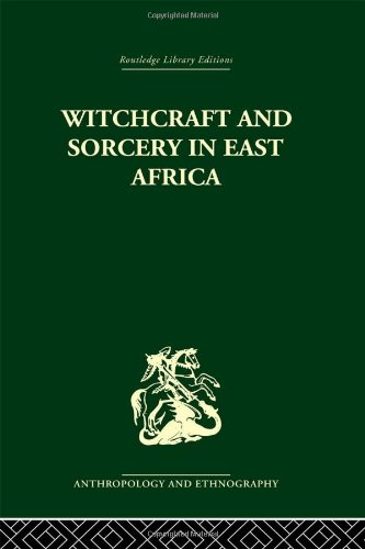 Witchcraft and Sorcery in East Africa (Routledge: Routledge