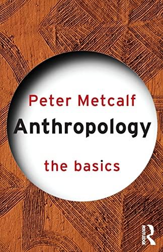 9780415331203: Anthropology: The Basics