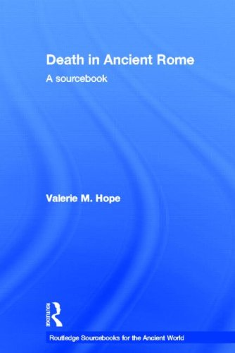 9780415331579: Death in Ancient Rome: A Sourcebook (Routledge Sourcebooks for the Ancient World)