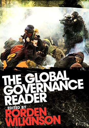 9780415332071: The Global Governance Reader
