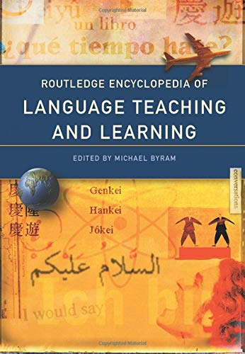 9780415332866: Routledge Encyclopedia of Language Teaching and Learning