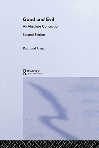 9780415332880: Good and Evil: An Absolute Conception
