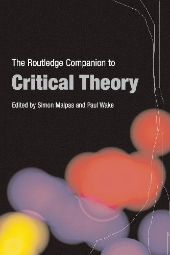 9780415332965: The Routledge Companion to Critical Theory (Routledge Companions)