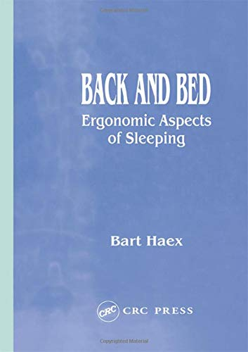 9780415332972: Back and Bed: Ergonomic Aspects of Sleeping