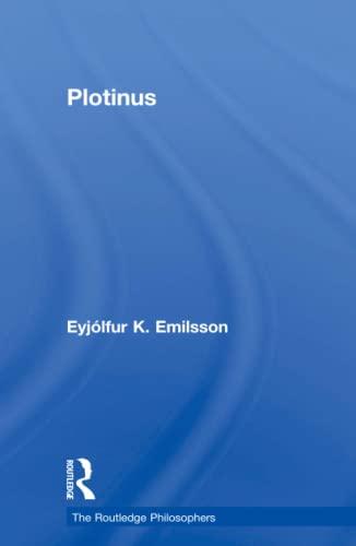 9780415333481: Plotinus (The Routledge Philosophers)