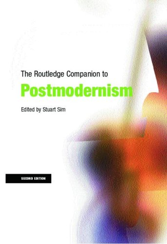 9780415333597: The Routledge Companion to Postmodernism (Routledge Companions)