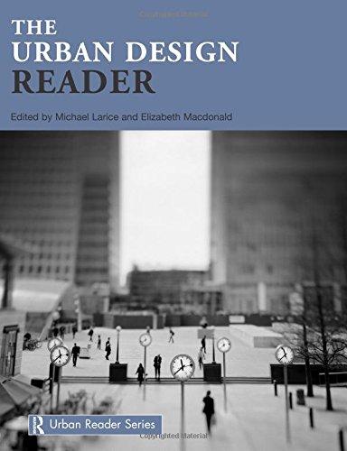9780415333870: The Urban Design Reader (Routledge Urban Reader Series)