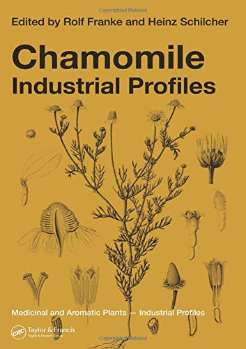 9780415334631: Chamomile: Industrial Profiles (Medicinal and Aromatic Plants - Industrial Profiles)