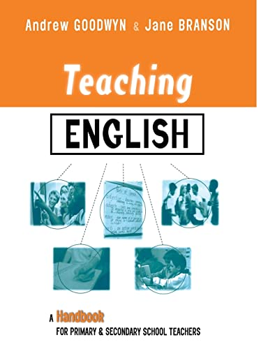 9780415335270: Teaching English: A Handbook for Primary and Secondary School Teachers