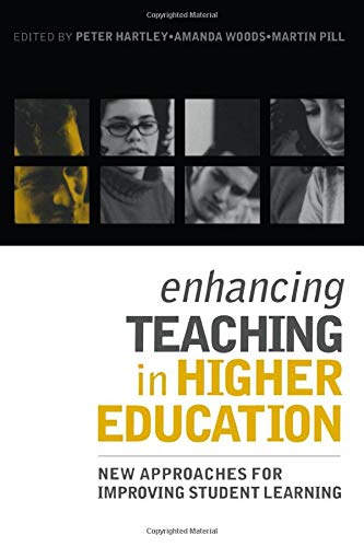 9780415335294: Enhancing Teaching in Higher Education: New Approaches to Improving Student Learning