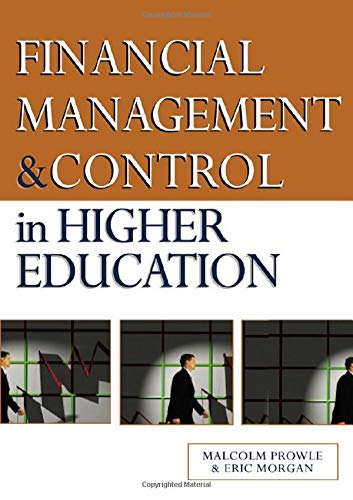 9780415335386: Financial Management and Control in Higher Education
