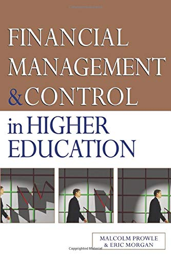 9780415335393: Financial Management and Control in Higher Education
