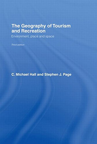 9780415335607: The Geography of Tourism and Recreation: Environment, Place and Space