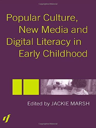 9780415335720: Popular Culture, New Media and Digital Literacy in Early Childhood