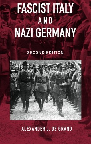 9780415336314: Fascist Italy and Nazi Germany: The 'Fascist' Style of Rule (Historical Connections)