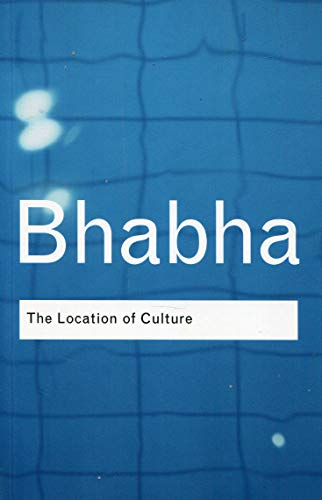 9780415336390: The Location of Culture (Routledge Classics) (Volume 55)
