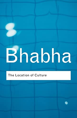 9780415336390: The Location of Culture
