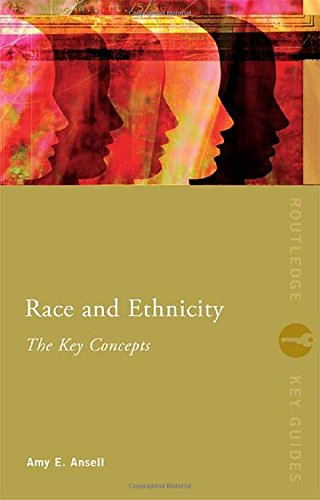 9780415337946: Race and Ethnicity: The Key Concepts (Routledge Key Guides)