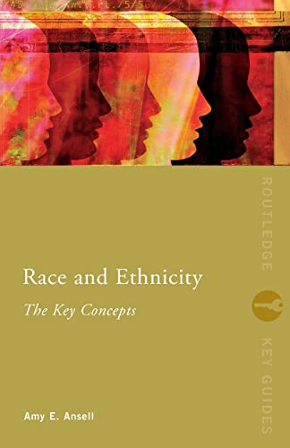 9780415337953: Race and Ethnicity: The Key Concepts (Routledge Key Guides)