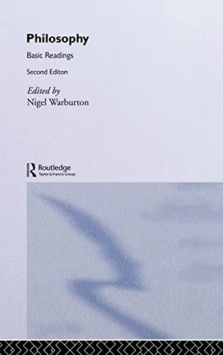 9780415337977: Philosophy: Basic Readings